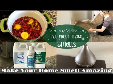 GET YOUR HOME SMELLING AMAZING :: CLEAN WITH ME :: TIPS & HACKS