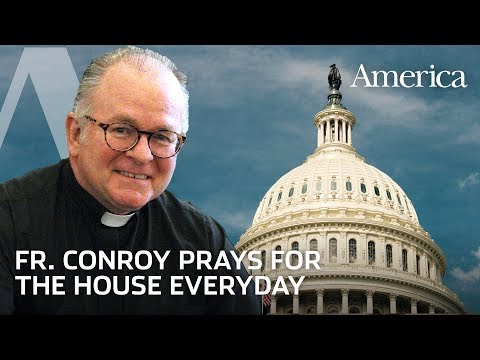 Chaplain of the House | Patrick Conroy, S.J.