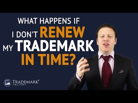 What Happens If I Don't Renew My Trademark In Time? | Trademark Factory® FAQ