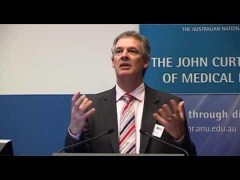 Professor Peter Schofield: The Genetics of Bipolar Disorder at ANU