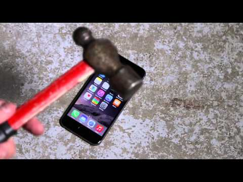 Waterproof your Iphone 6 and Iphone 6 Plus | #4 | iPhone 6 Scratch & Hammer Test |