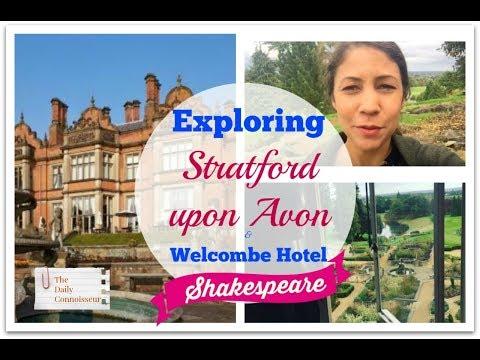 Exploring Stratford upon Avon   Jennifer L  Scott