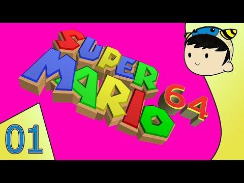 Super Mario 64 - Part 1