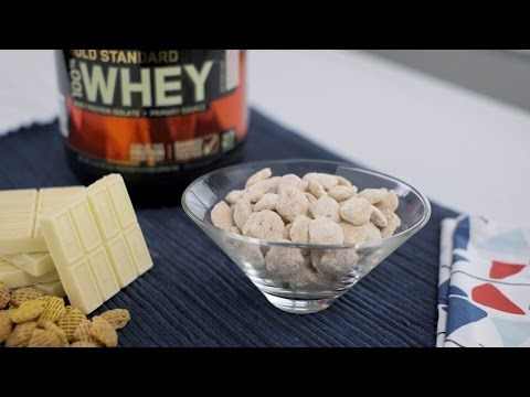 Gold Standard 100 Whey Birthday Cake Protein Chow