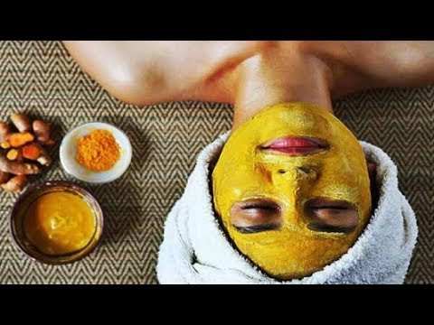 Turmeric Face Mask To Lighten Your Face, Rejuvenate It And Eliminate Wrinkles