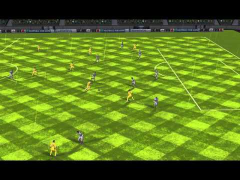 FIFA 14 Android - Chievo Vérone VS Hellas Verona