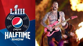 Maroon 5 (feat. Travis Scott & Big Boi) | Pepsi Super Bowl LIII Halftime Show
