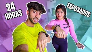 24 HORAS ESPOSADOS CON MI EX NOVIA!