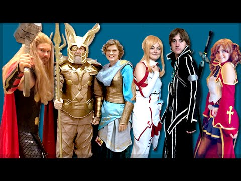 The Family goes to Phoenix Comicon | Weekly Peek