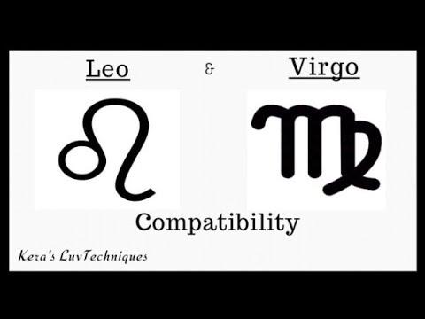 Leo and Virgo Love Compatibility