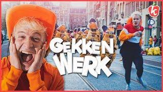 BIOSCOOPFILM FILMEN BINNEN 24 UUR | #6 GEKKENWERK | Kalvijn