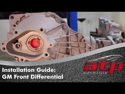 How to Remove and Install a Front Differential on GM Truck or SUV