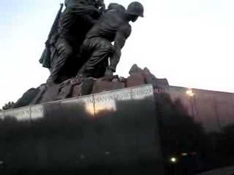 US Marine Corps Memorial, IWO JIMA