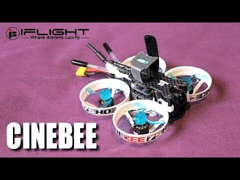 iFlight Megabee + Reelsteady GO : CINEWHOOP OVERVIEW