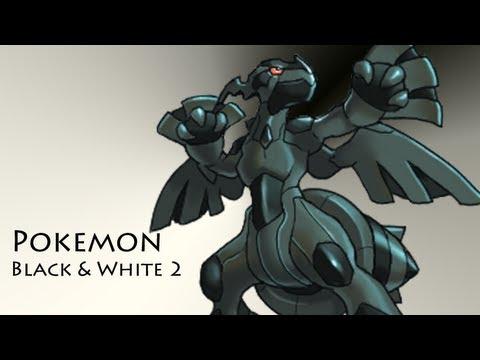 Pokemon Black & White 2: Catching Zekrom