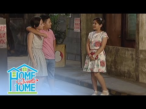 Home Sweetie Home: Rence tries to make Arianna jealous