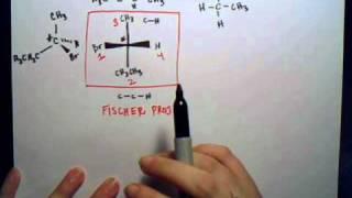 OChem 07 - Fischer Projections