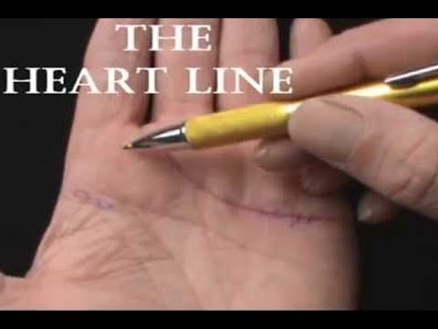 What Does Your Heart Line Show About Your Love Life!