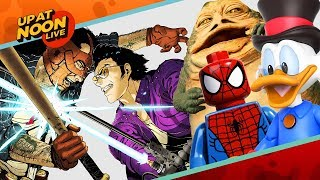 Suda51 Strikes Again, Funko Disney and Bootleg LEGO - Up At Noon Live!