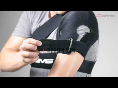 EVS Shoulder Braces: Details & How To Wear at BikeBandit.com