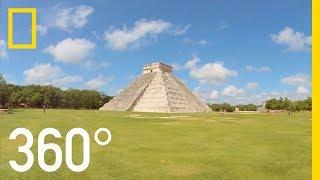 Inside Chichén Itzá - 360 | National Geographic