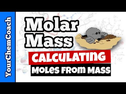 Mass from Moles Calculations