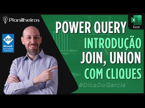 EXCEL 2013 - Introdução ao Power Query