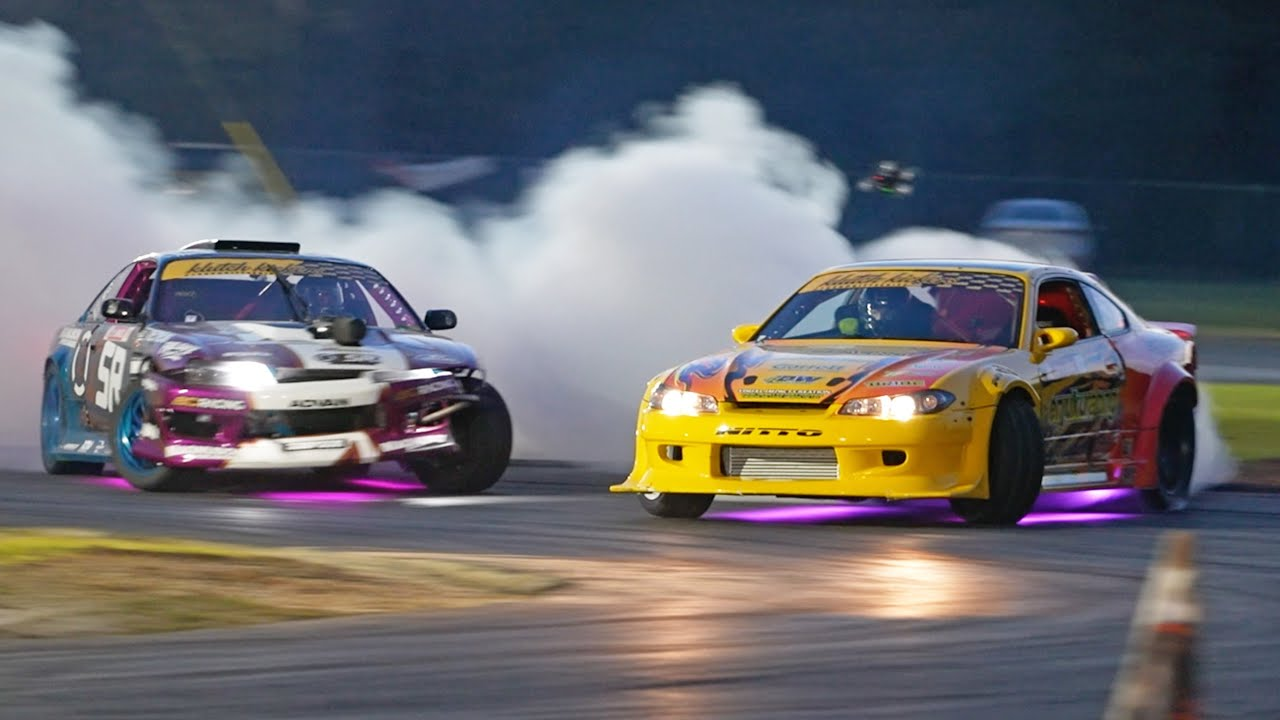 Competing in my S15 @ Klutch Kickers Round 1!