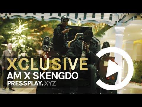 #410 Skengdo x AM - What A Feeling (Music Video) Prod. By JB104 | Pressplay