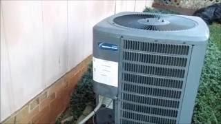 Ac Heat Pump Run Capacitor Average Cost Installation Hvac Carrier Cop