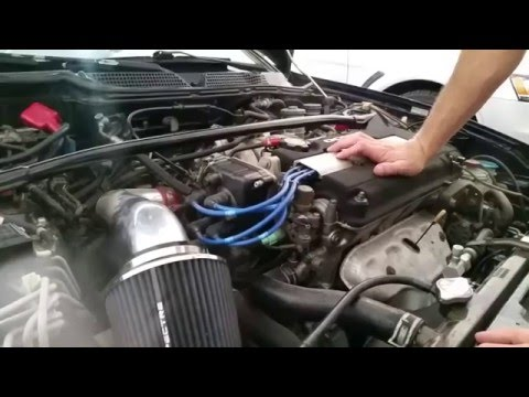 DIY 2000 integra Ignition coil replacement