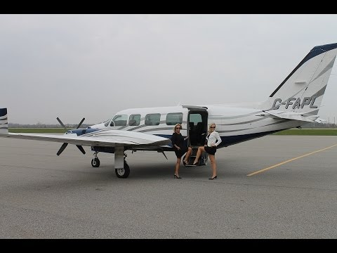 The Fastest Way to Pearson International Airport from Niagara with Greater Toronto Airways