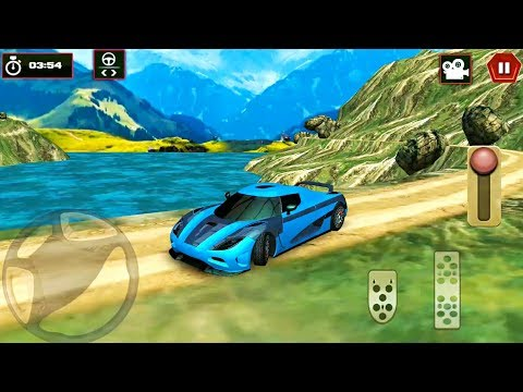 Mountain Car Drive - Hill Car Driving - Android Gameplay FHD
