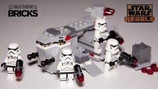Star Wars Rebels Imperial Troop Transport Class II Vehicle