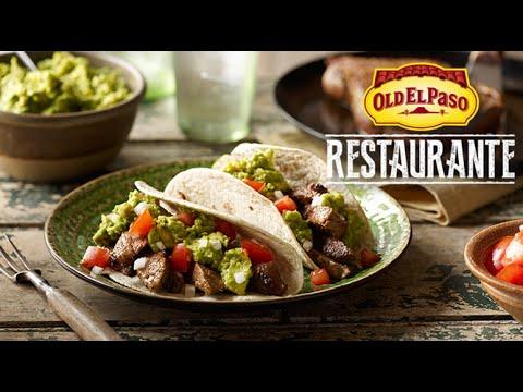 Steak Carne Asada Soft Taco Recipe | Cook Like the Locals | Old El Paso