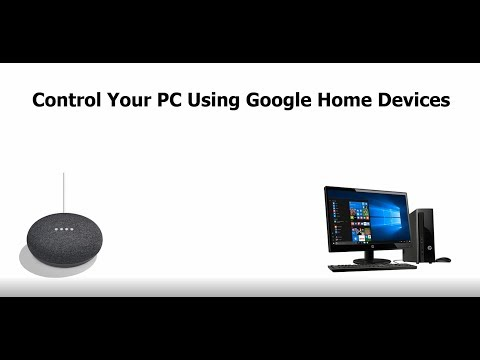 How to Control Your PC Using Google Assistant without Port Forwarding