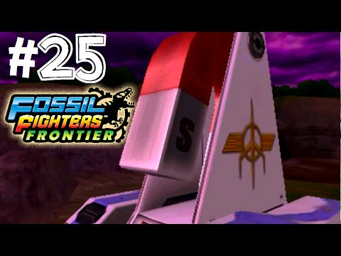 Fossil Fighters: Frontier Nintendo 3DS WE GOIN IN! Walkthrough/Gameplay Part 25 English!