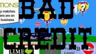 Bad Credit Equity Loan