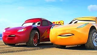 CARS 3 ✩ First 5 Minutes + ALL Blu Ray Clips & Trailer (Animation, 2017)