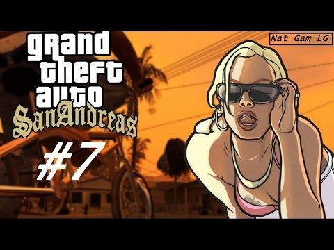 Let's Play Grand Theft Auto San Andreas Episode 7: CRASH