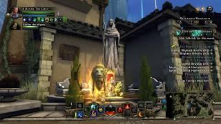 Neverwinter PS4 - Scourge Warlock Temptation build | Daikhlo