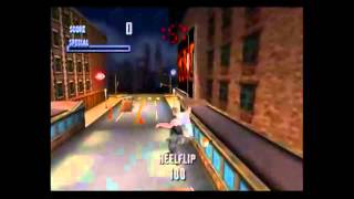 Tony hawk pro skater superman