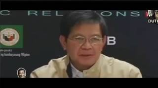Philippine News Today December 24, 2016 CHina Help PH,Ping Lacson Reaction, De lima,Grace Poe