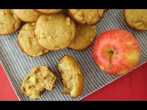 Apple Applesauce Muffins - Healthier Sweet Treats - Weelicious