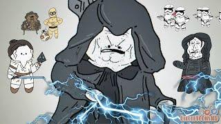 Star Wars: The Rise of Skywalker in a Nutshell