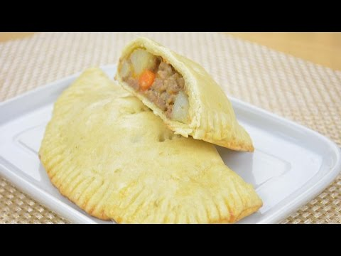 How to make Nigerian Meat Pie - Chef Lola's Kitchen
