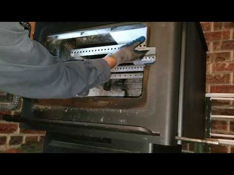 How To Replace Baffles In Enviro Wood Stove