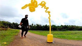 Largest Elephant Toothpaste Experiment | M4 TECH |