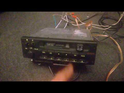RADIO CAR 300 - OPEL VECTRA