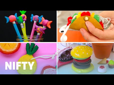 4 DIY Crafts For Food Lovers